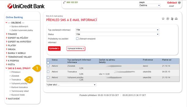 pomoc-bmail-cub-1-sipkyautomatické párování u UniCredit banky - SuperFaktura